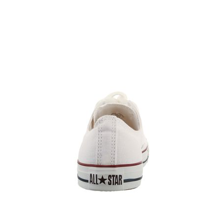 M7652 CT CHUCK TAYLOR AS CORE/OPTICAL WHITE – Bild 6
