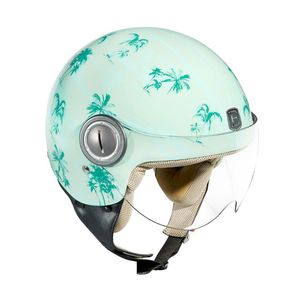 EXCLUSIVE Jet-Helm Vogue Honolulu, grün