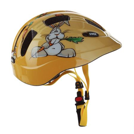 UVEX Kinder Fahrradhelm Cartoon, S41440208, Gr.49-55, rabbit – Bild 3