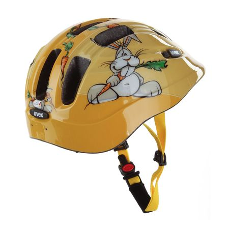 UVEX Kinder Fahrradhelm Cartoon, S41440208, Gr.49-55, rabbit – Bild 4