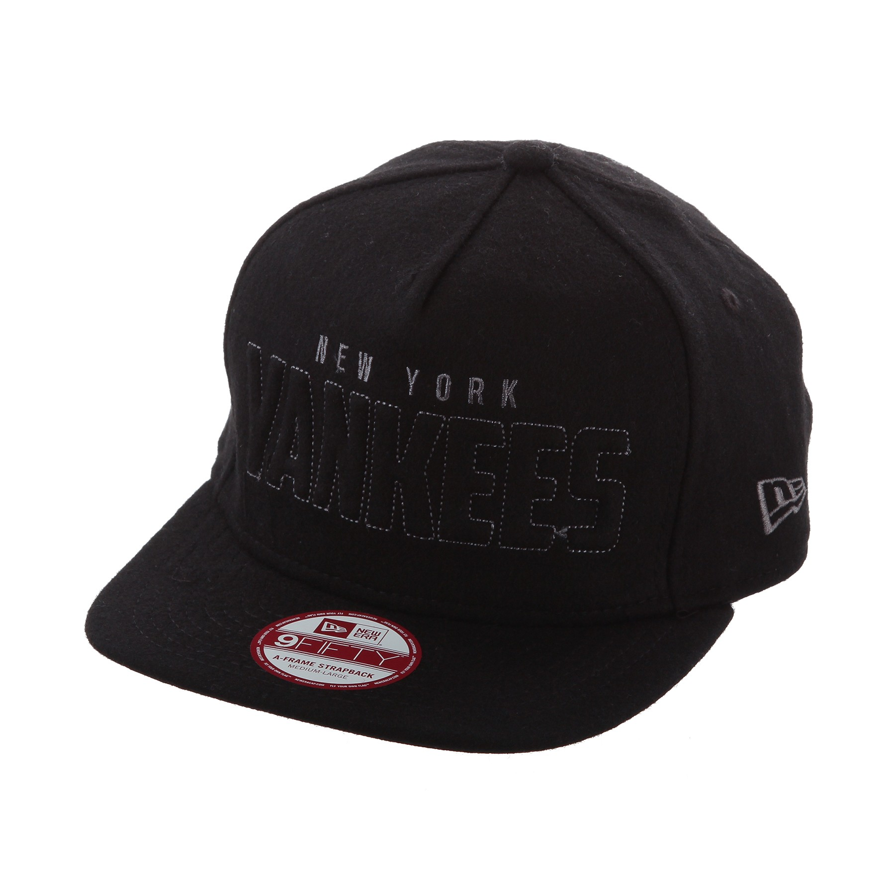 NEW ERA 9Fifty, Snapback Cap, schwarz  Bild https://cdn03.plentymarkets.com/zsy4vjx32p87/item/images/4960/full/80102195-BLACK-ama-01.JPG