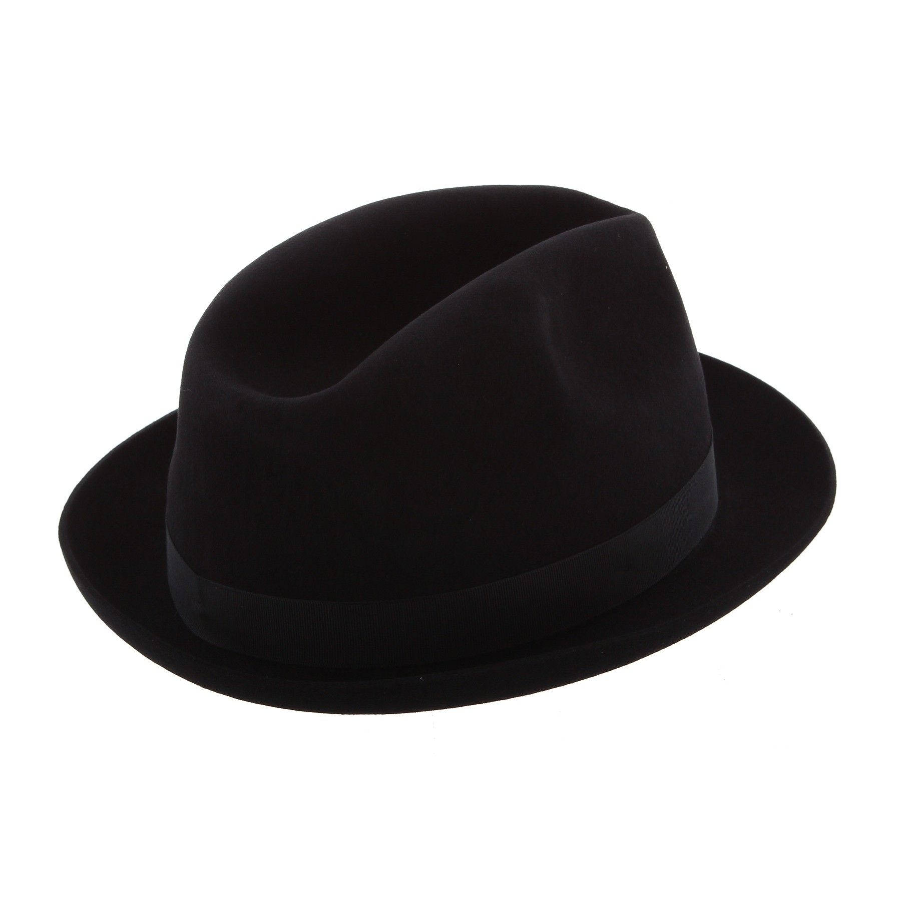 HACKETT LONDON Hut Cappello, Kaninchenhaarfilz, schwarz Bild https://cdn03.plentymarkets.com/zsy4vjx32p87/item/images/4996/full/HM041313-ama-02.JPG
