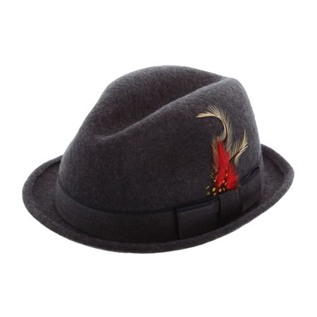 HACKETT LONDON Hut Cappello, Wollfilz, schwarz