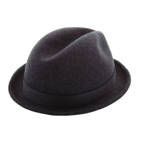 HACKETT LONDON Hut Cappello, Wollfilz, schwarz – Bild 2