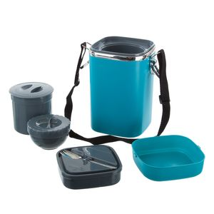 Outdoor Camping LKW Reise Lunch Set, 5-teilig 001