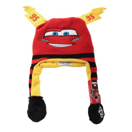 FLIPEEZ by ABG Disney Cars Lightning McQueen Mütze