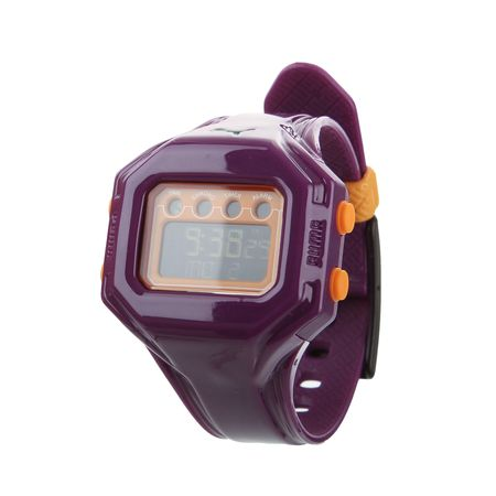 PUMA TIME Digitaluhr Bounce, Chronographenfunktion – Bild 2