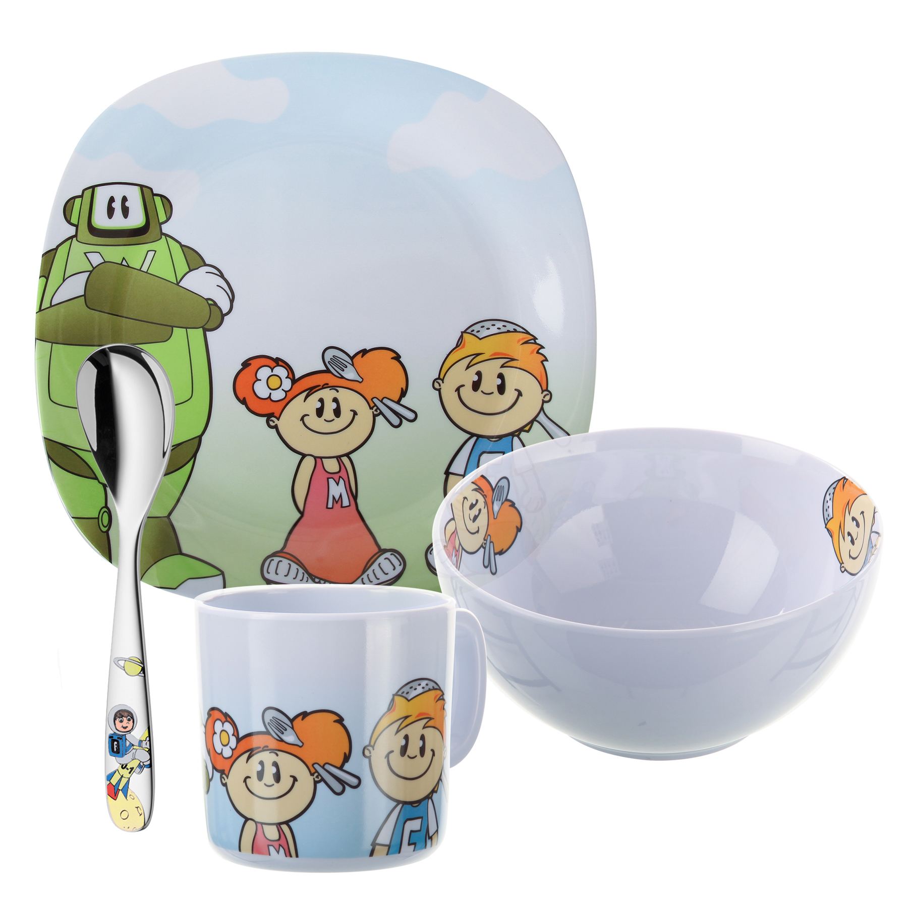 WMF WILLY MIA, FRED Set, 4-teilig Bild https://cdn03.plentymarkets.com/zsy4vjx32p87/item/images/5196/full/4260405284580-01-neu.jpg