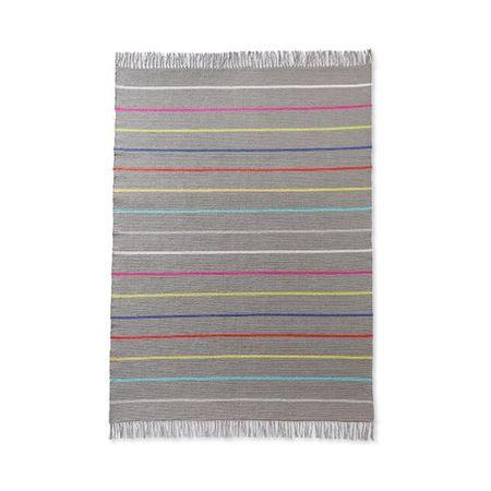 BRANDFOX Teppich, gewebt 140x200 cm – Bild 1