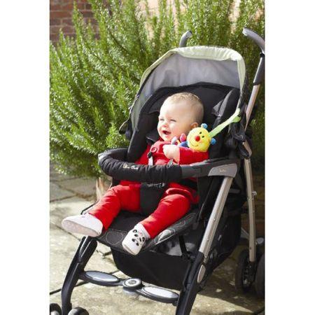 TOMY 1168 - Be Baby - Baby Shh Shh >Kuschelbiene zur Beruhigung<  – Bild 5