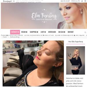 Elin Fagerberg Blog