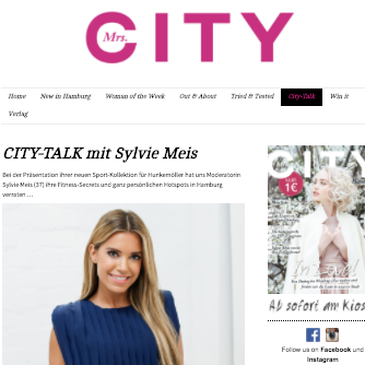 Mrs. CITY Online