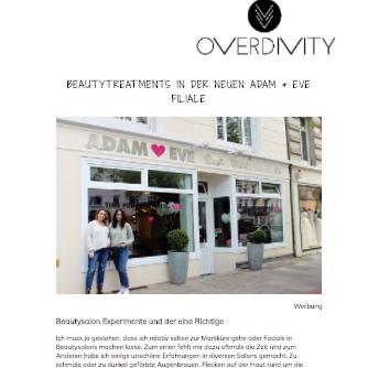 OVERDIVITY Blog