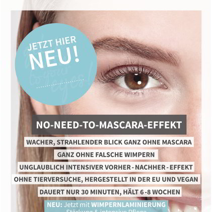 wimpernlifting-plakat