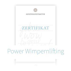 Wimpernlifting Schulung Kiel, Samstag 27.10.2018 1