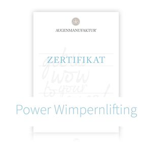 Wimpernlifting Schulung Augsburg, Sonntag den 11.11.2018 1