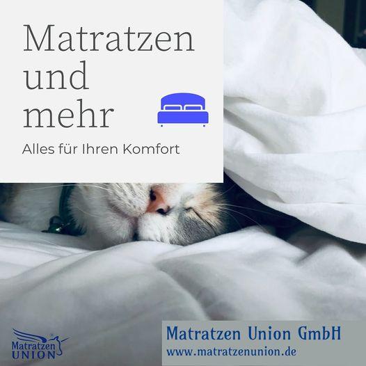 Matratzen und mehr - Komfort bei Matratzen Union