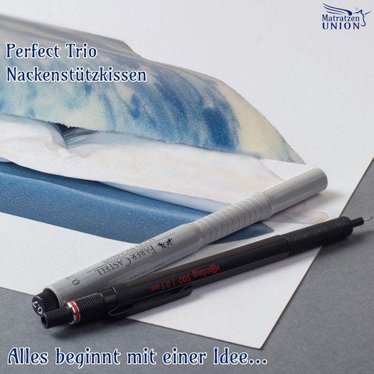 Perfect Trio Nackenstützkissen