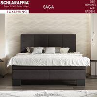 Schlaraffia Aktions-Boxspringbett Saga 180x200 cm