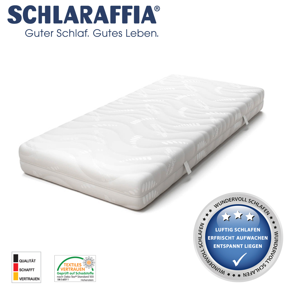 schlaraffia sky 200 bultex matratze 80x200 cm h3. Black Bedroom Furniture Sets. Home Design Ideas