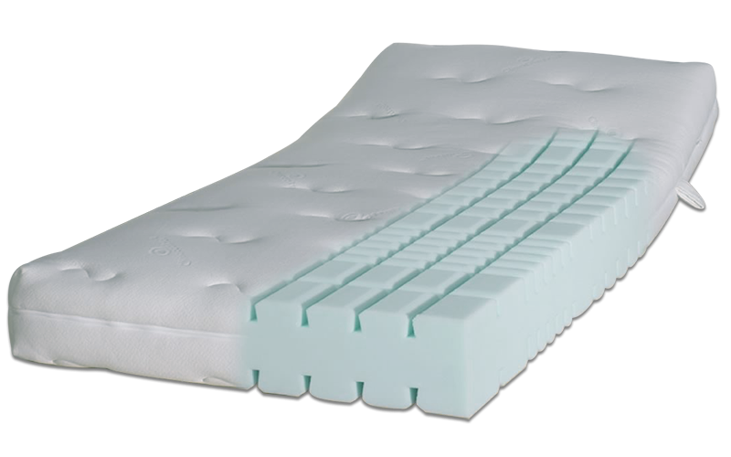 komfort plus ks kaltschaum matratze f a n 160x200 cm h2. Black Bedroom Furniture Sets. Home Design Ideas