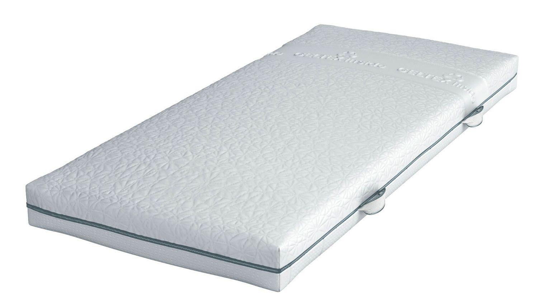 schlaraffia matratze moon 6s geltex inside 80x200 cm h2. Black Bedroom Furniture Sets. Home Design Ideas