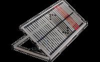Schlaraffia Classic 28 Side Lift links NV 5-Zonen Lattenrost 100x190 cm Bild 2