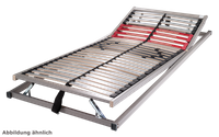 Schlaraffia Classic 28 Gasdruck 5-Zonen verstellbarer Lattenrost 120x220 cm – Bild $_i