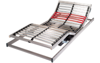 Schlaraffia Classic 28 M elektrischer 5-Zonen Lattenrost 90x210 cm – Bild $_i