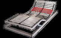 Schlaraffia Classic 28 M elektrischer 5-Zonen Lattenrost 80x220 cm – Bild $_i