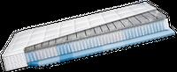 Diamona Wellness Harmonie Taschenfederkern Matratze 140x220 cm H3 – Bild $_i