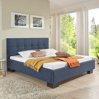 Breckle Polsterbett Andrus Bavaria Stoff blau 180x220 cm – Bild $_i