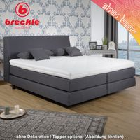 boxspringbett shan breckle matratzenunion. Black Bedroom Furniture Sets. Home Design Ideas