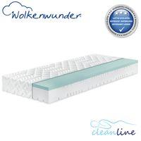 Wolkenwunder Cleanline Comfort Hybrid 7-Zonen Schaum-Matratze Bild 4