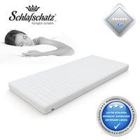 Schlafschatz Wellness AIR 7-Zonen-Gel-Schaum-Matratze mittel  – Bild $_i