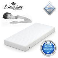 Schlafschatz Wellness Comfort 7-Zonen-Gel-Schaum-Matratze mittel  – Bild $_i