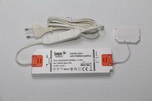 LED Netzteil Snappy SNP60-24VF