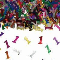 Konfetti Zahlenkonfetti 1 Geburtstag 15g