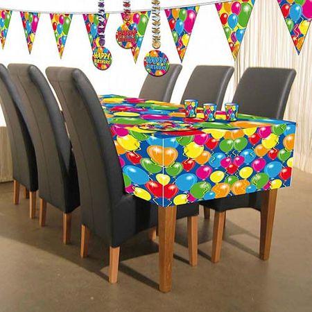 Tischdecke Ballons 130x180cm
