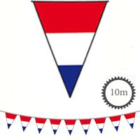 Wimpelkette Holland Flagge 10m
