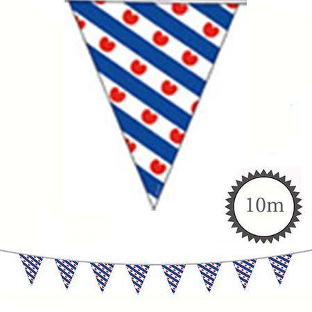 Wimpelkette Friesland 10m