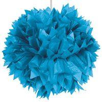 Pompom blau 30cm