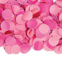 Papier Konfetti rosa 100g