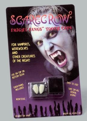 Vampir-Aufsteckzähne 4 Stück