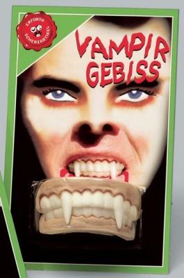 Vampirgebiß groß