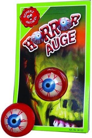 2 Glibber-Augen