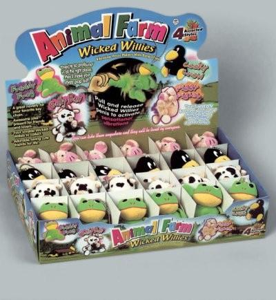 Schlüsselanhänger Animal Farm