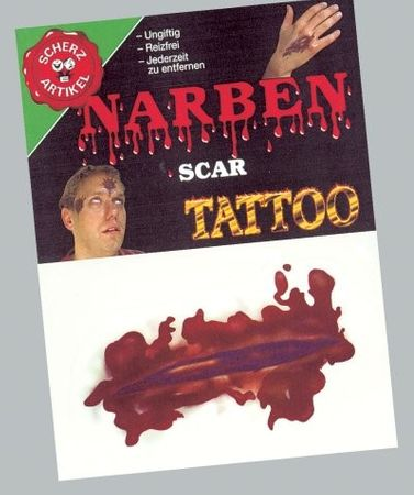 Narben-Tattoo