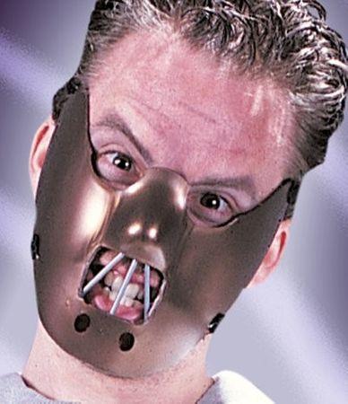 Beißer-Maske
