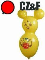 1 Figurenballon Teddy 70cm